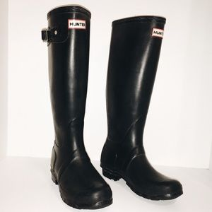 Women's Hunter Boots Size 5
